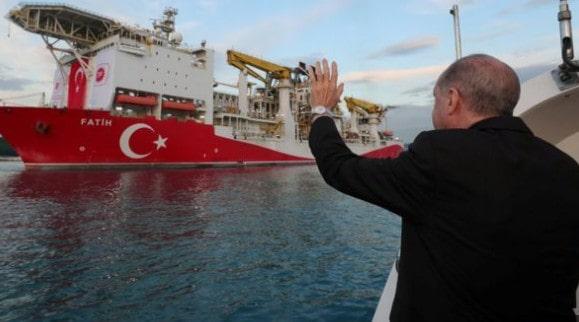 إردوغان يعلن اكتشاف أكبر حقل غاز طبيعي في البحر الأسود