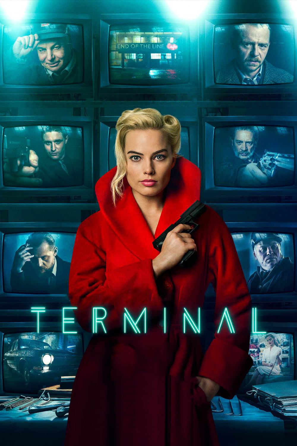 Terminal [2018] [DVDR] [NTSC] [CUSTOM HD] [Latino]
