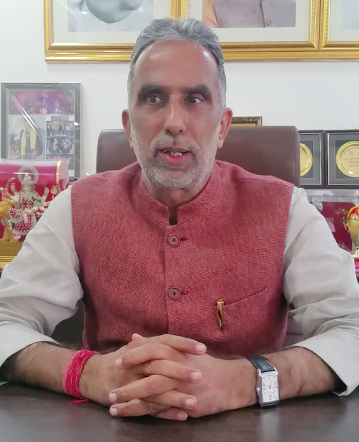 Union Minister Shri Krishnpal Gurjar said the Gujjars should definitely get reservation