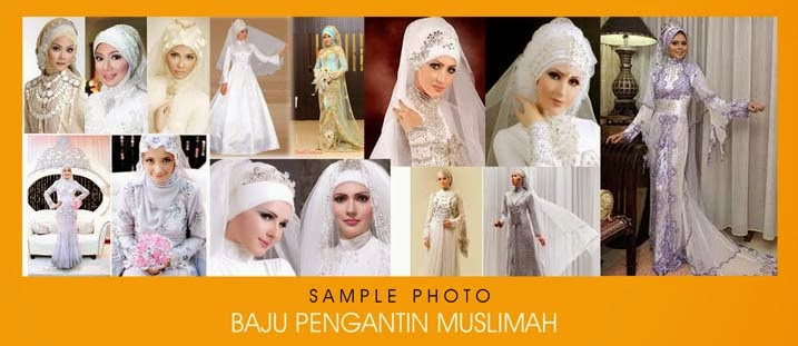 sewa baju pengantin muslimah,koleksi baju pengantin muslimah modern terbaru,jual baju pengantin muslimah,baju pengantin muslimah rabbani,baju pengantin muslimah dian pelangi syar'i,