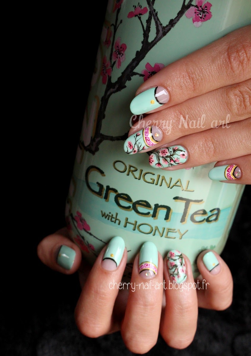 nail-art-arizona-aquarelle-acrylique