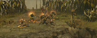 Warhammer 40,000:  Dawn of War II: Retribution орки