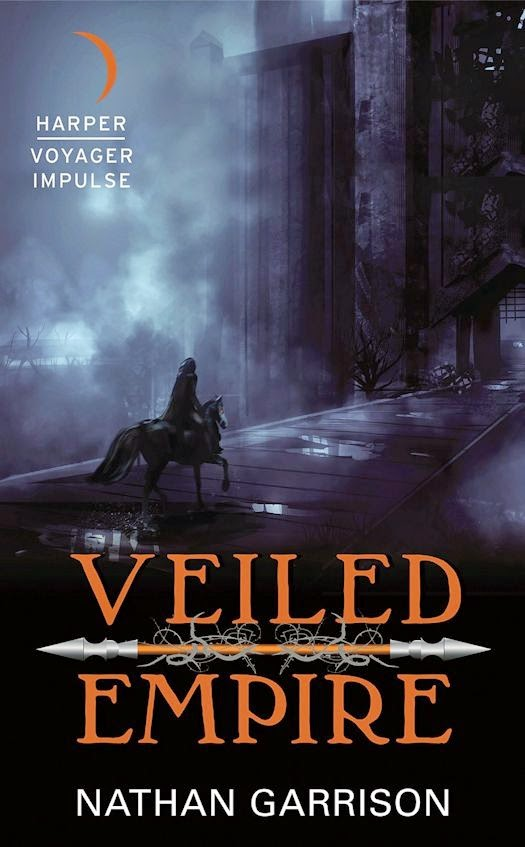 Interview with Nathan Garrison, author of Veiled Empire - May 26, 2015