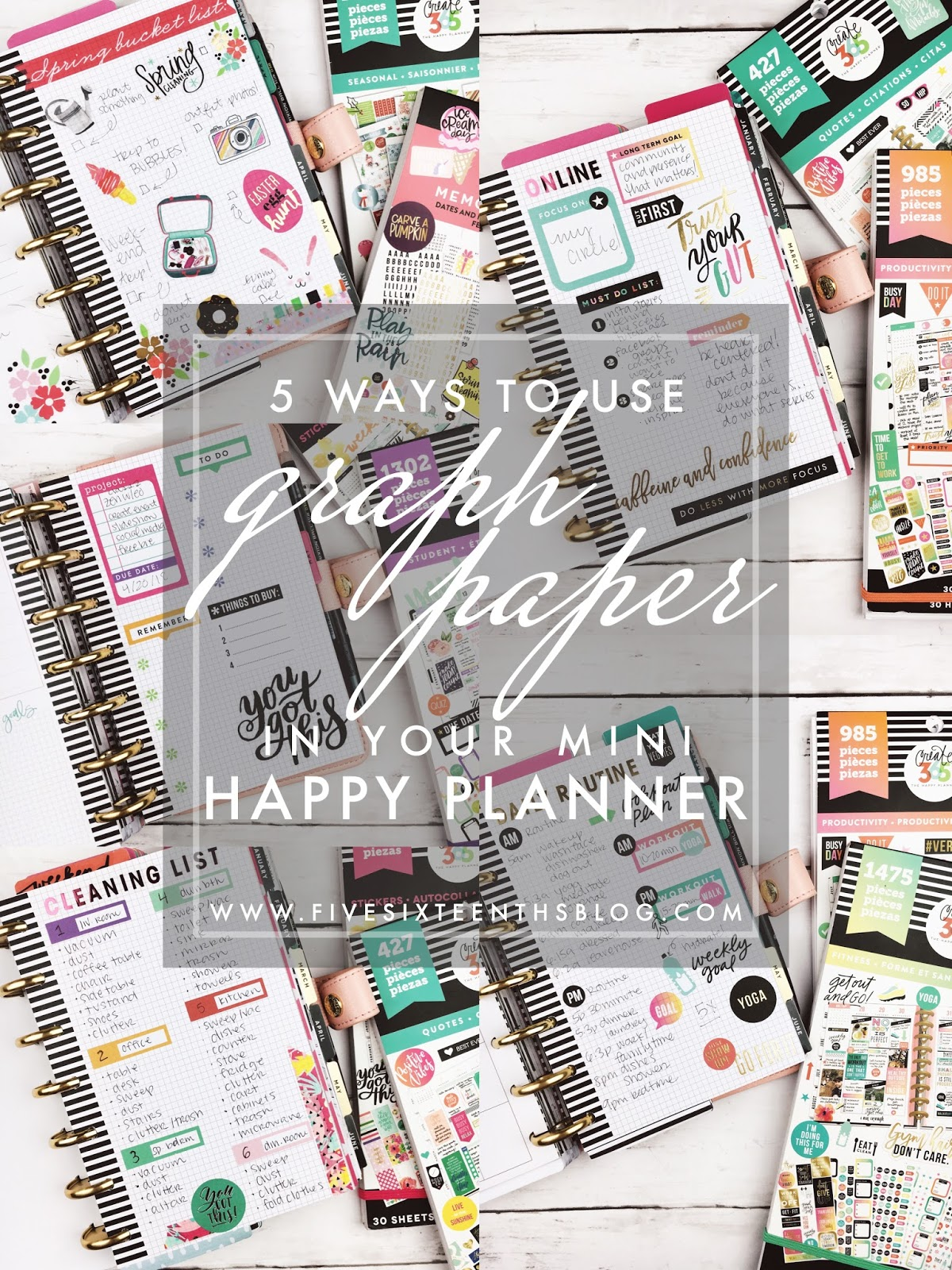 five sixteenths blog 5 creative ways to use graph paper in your
