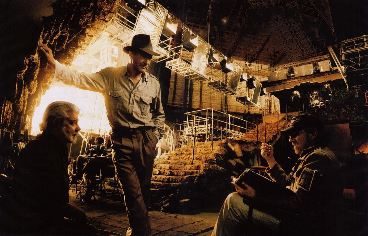 Disney confirma 'Indiana Jones 5' con Harrison Ford y Steven Spielberg