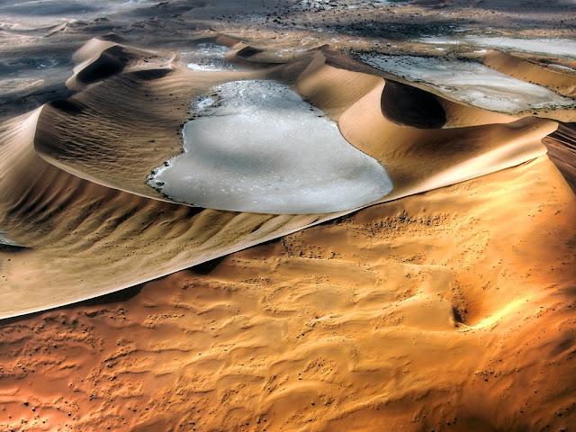 Namib- Desert- Namibia