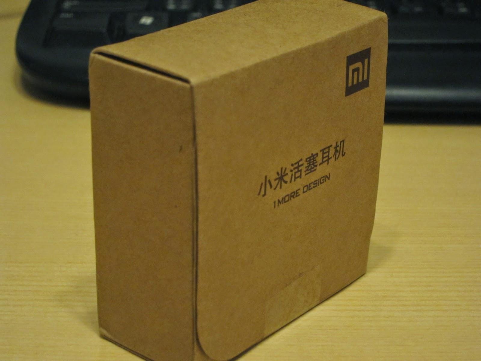 IMG 2291 - [開箱] 聽歌神器?新小米活塞耳機 $495 入手!