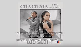 Lirik Lagu Ojo Sedih - Cita Citata Ft Joe Kriwil