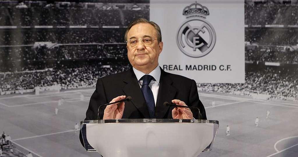 Florentino Perez: Madrid Butuh Perbaiki Rasa Lapar Kejayaan