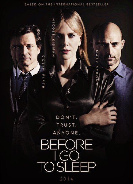 Sinopsis Film Before I Go to Sleep 2014 (Nicole Kidman, Colin Firth, Mark Strong)