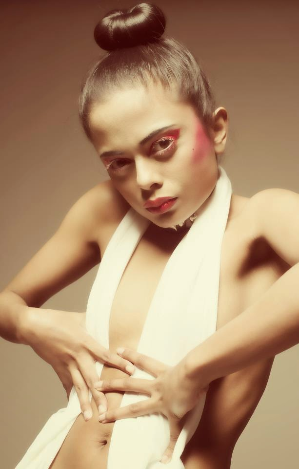 Lankan model Melani Fernando Bikini Photoshoot  Srilanka