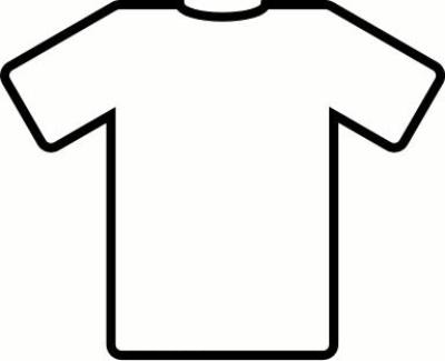 Shirt Clip Art Black And White