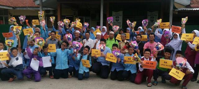 Tahniah! Kepada Semua Pelajar yang mendapat 8A dalam UPKK 2016 Daerah Kuantan