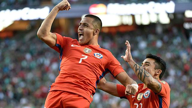 Chile y Argentina se medirán en la Final
