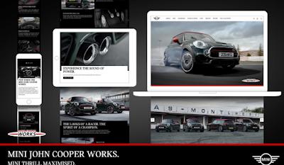 Νέα εταιρική σελίδα για τη μάρκα John Cooper Works