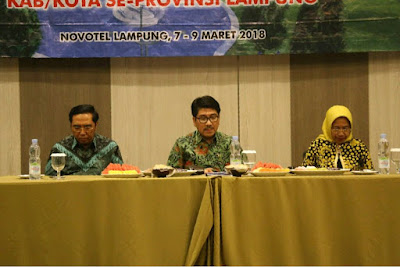 Pemprov Dorong Pembangunan Perpustakaan Desa di Seluruh  Lampung