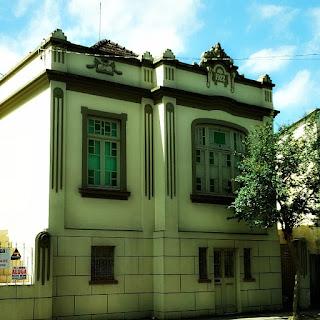 Casa Vidal, em Taquara