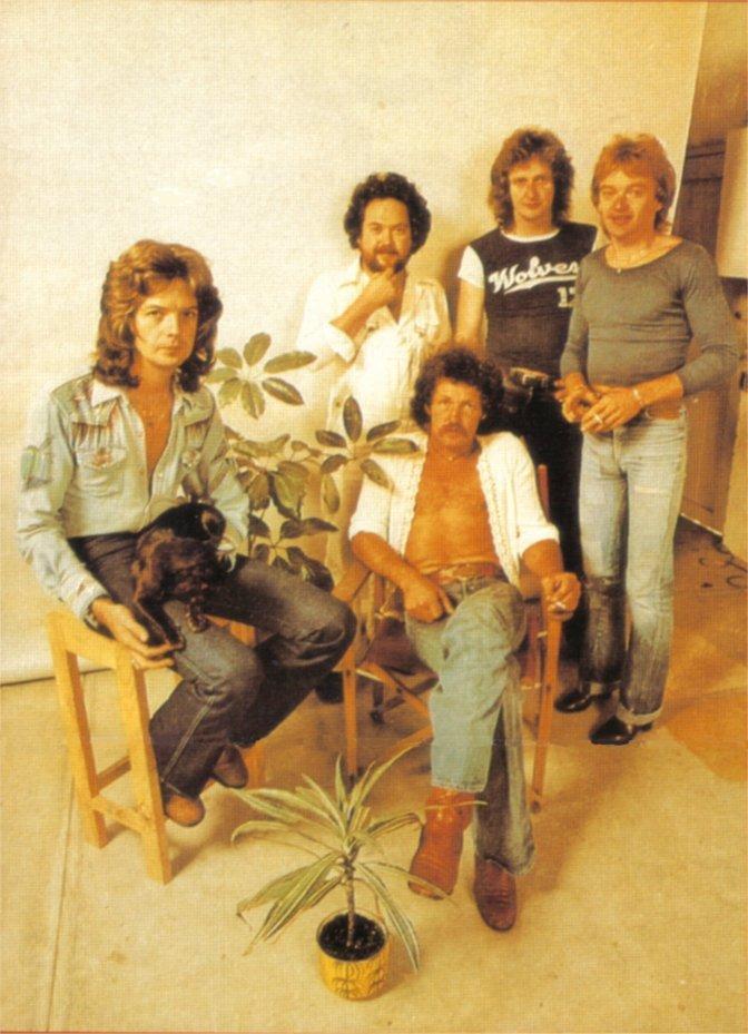 Rock On Vinyl Madder Lake Live In Studio 620 Abc Perth