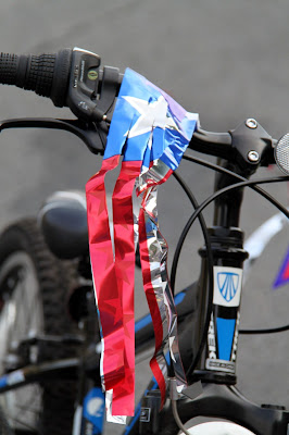 How to host a Neighborhood Fourth of July - with Bike Parade and fun!