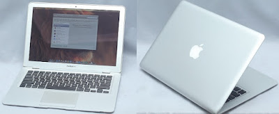 Jual Macbook Air13  Bekas