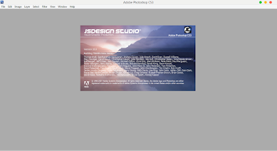 [Tutorial Azis JS] Cara merubah Splash Screen (Tampilan Welcome) Adobe Photoshop CS3