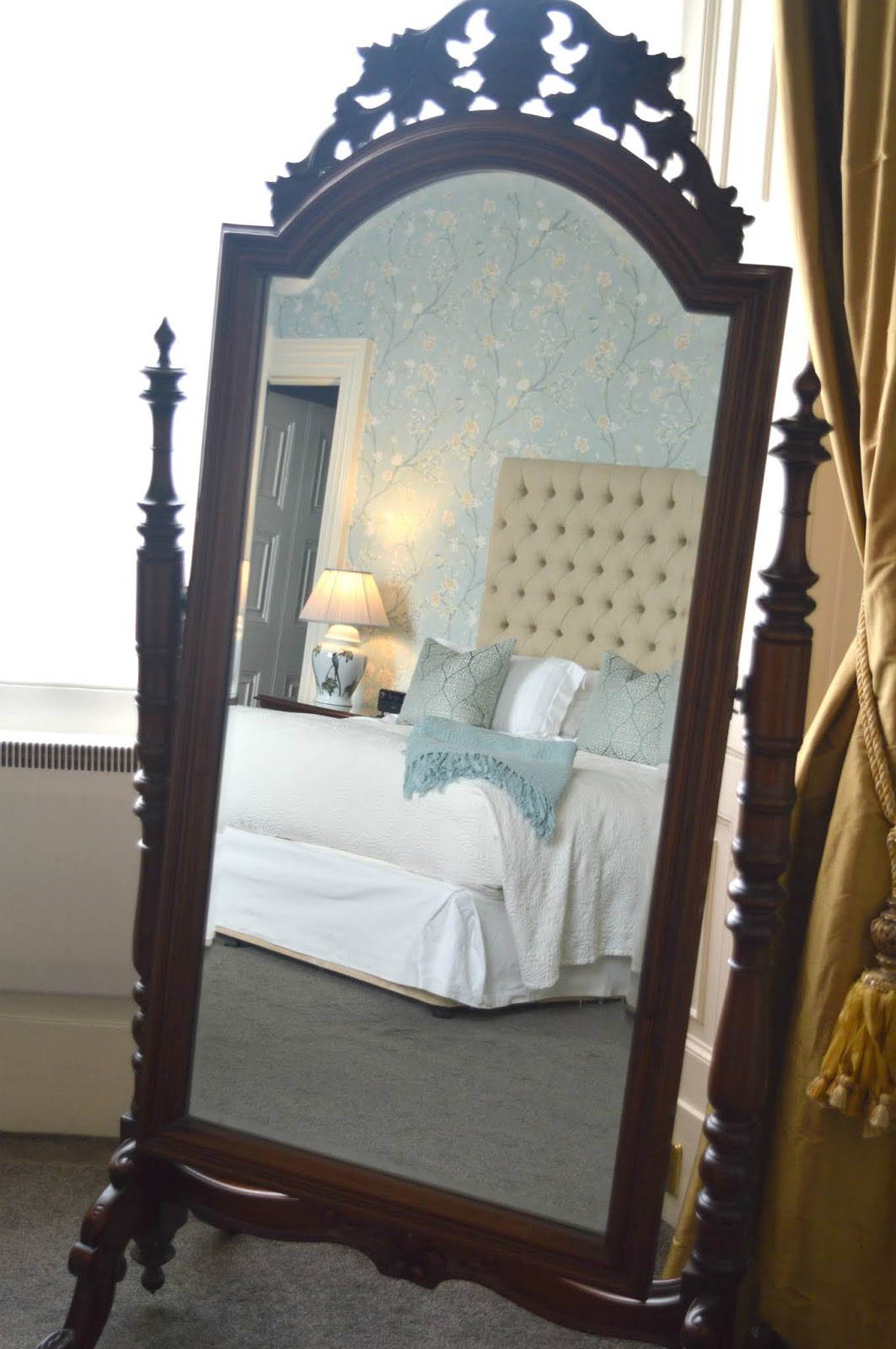 Romantic Suite at Wynyard Hall