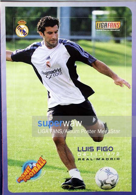 Poster Luis Figo