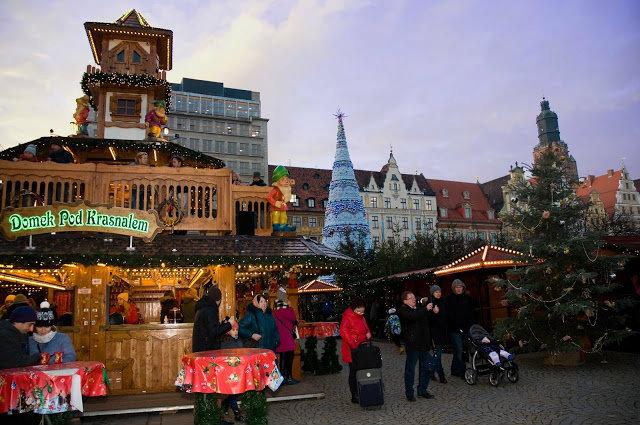 choinka w rynku, Wrocław, jak wygląda?
