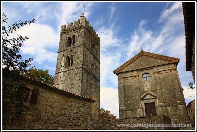Iglesia de san Jerónimo en Hum