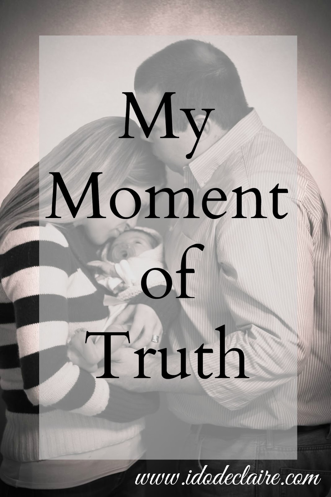 my moment of truth, e.p.t., pregnancy test, secondary infertility,