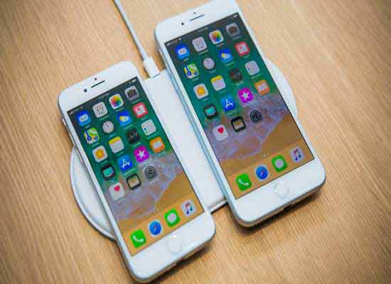 Apple's new iPhone 8