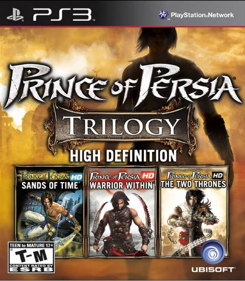 Prince Of Persia Classic Trilogy Hd Ps3 Iso
