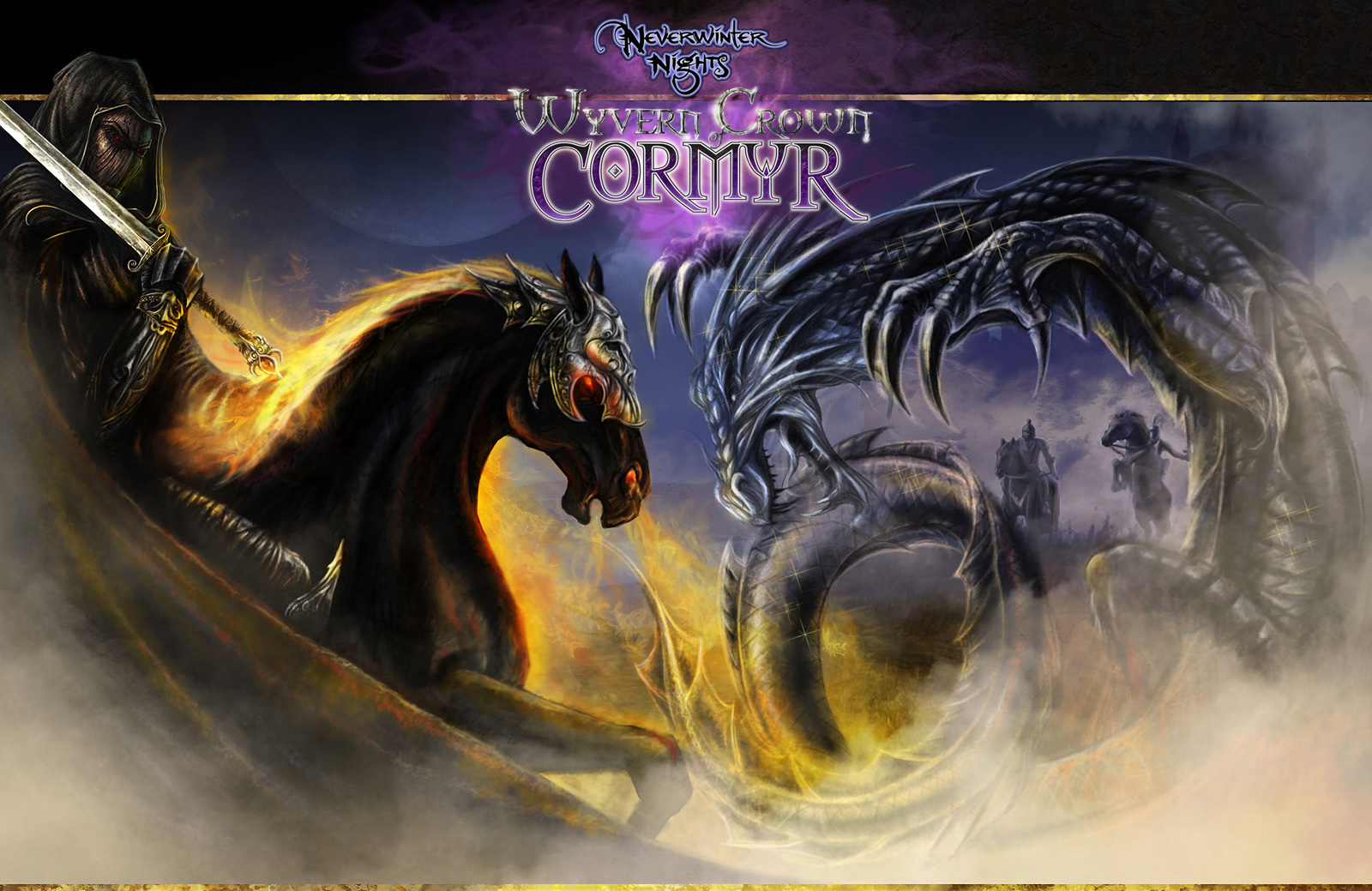 Tchos' Gaming and Modding: Neverwinter Nights 1: Wyvern Crown of Cormyr