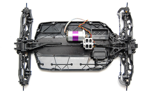 Axial Exo Terra chassis
