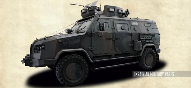 Бронеавтомобіль «Козак-2М» (2016)