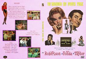 Carátula Dvd de Un domingo en Nueva York.