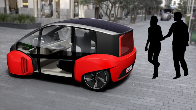 Concepto - Oasis Autonomous EV
