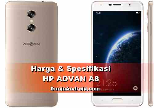 Harga HP Advan A8 Android