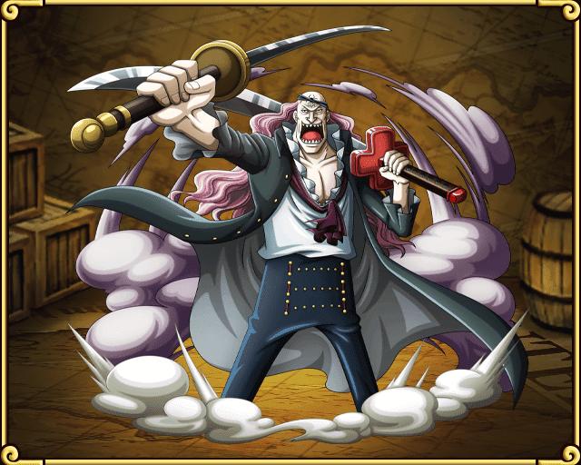 One Piece Treasure Cruise Wiki 海賊王 尋寶之旅 642 スクアード