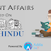 Current Affairs Questions for Bank of India SO 2017: 01st May 2017