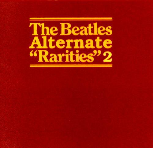 The Beatles Love Rar