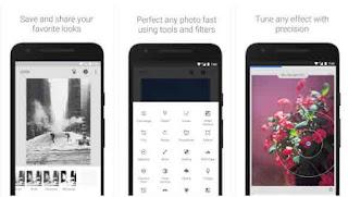 تحميل تطبيق snapseed للتعديل على الصور للاندرويد