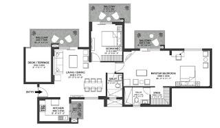 Godrej Aqua - Latest Floor Plans