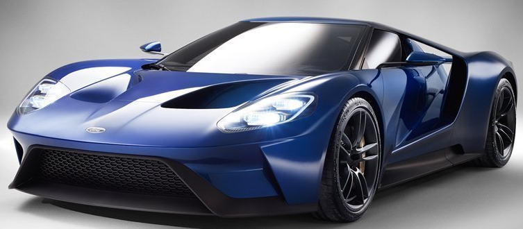 Ford Gt Supercar Not Fuel Efficient