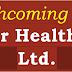 Forthcoming IPOs : Sakar Healthcare Ltd.