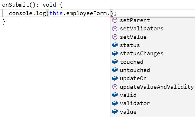 angular formgroup example