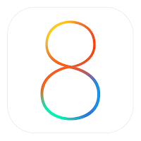 Apple-iOS-8-logo