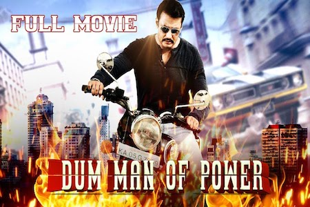 Dum Man Of Power 2018 Hindi Dubbed 350MB HDRip 480p Full Movie Download Watch Online 9xmovies Filmywap Worldfree4u