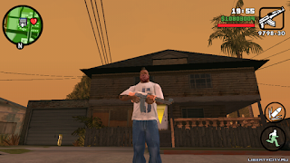 GRAND THEFT AUTO SAN ANDREASE Cover Photo