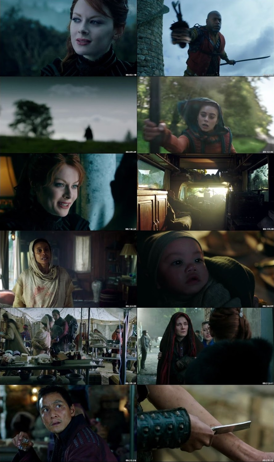 Into The Badlands 2015 Complete S03
